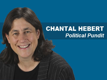 Chantal Hebert