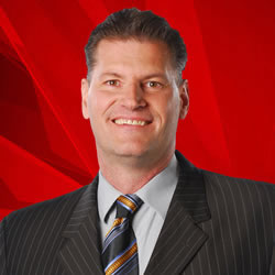 Chris Schultz, Sports Speaker, Football Expert, CFL, TSN, Profile Image