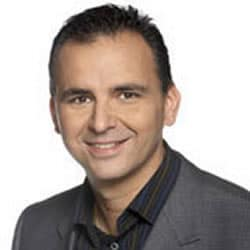Claude Feig, Sports Speaker, TSN Sports Reporter, Profile Image