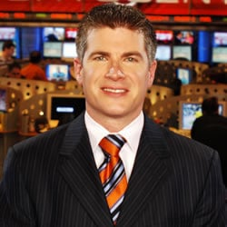 Dan O'Toole, Sports Speaker, Host, FOX Sports Live, Profile Image