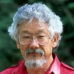Dr. David Suzuki, Envrionmentalist Speaker, Business Speaker, Profile Image
