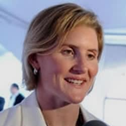 Hayley Wickenheiser, Adventure and Sports Speaker, Olympic Medalist, Profile Image