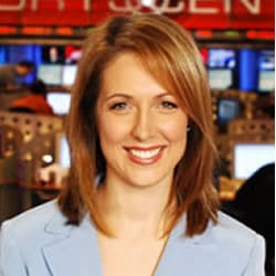 Holly Horton, Sports Speaker, Canadian Sportscaster, Profile Image