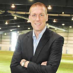 Jason deVos, Sports Speaker, Professional Soccer Player, Profile Image