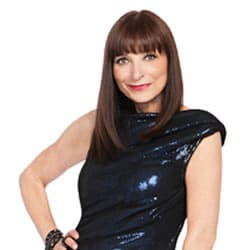 Jeanne Beker, Facilitator, Chairperson or MC, Profile Image