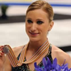 Joannie Rochette, Motivational Sports Speaker, Olympic Figure Skater, Profile Image