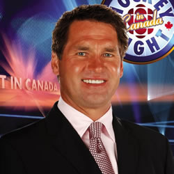 Kelly Hrudey, Sports Speaker, Hockey Night in Canada, Profile Image