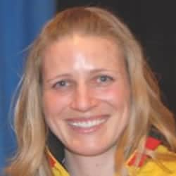 Kristina Groves, Sports Speaker, Olympic Medalist Speed Skating, Profile Image