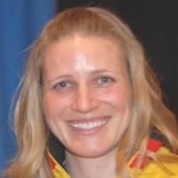 Kristina Groves, Sports Speaker, Olympic Medalist Speed Skating, Profile Image