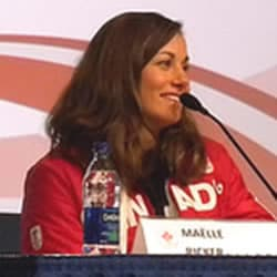 Maelle Ricker, Adventure and Sports Speaker, Olympic Gold Medalist, Profile Image