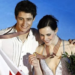 Scott Moir, Tessa Virtue, Adventure and Sports Speakers, Olympians Figure Skating, Profile Image