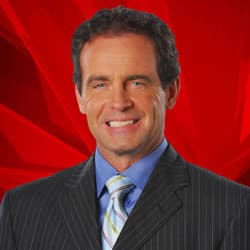 Rod Black, Sportscaster, CTV, TSN, Profile Image