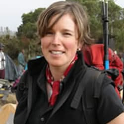 Shaunna Burke, Adventure and Sports Speaker, Summit Mt. Everest, Profile Image