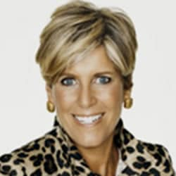 Suze Orman, Business and The Economy Speaker, Personal Finance, Profile Image