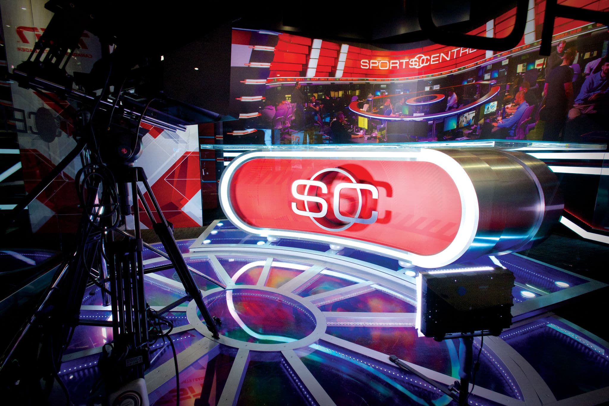 TSN Desk SportsCentre image