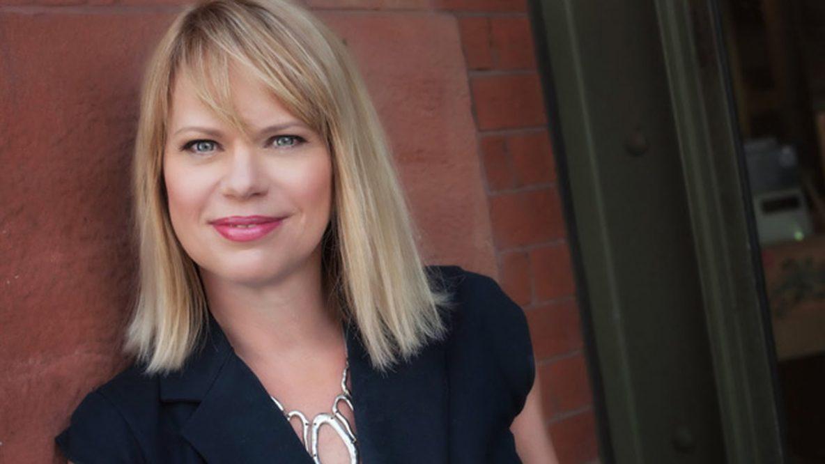 Kathy Buckworth hero image