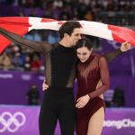 Scott Moir and Tessa Virtue profile image