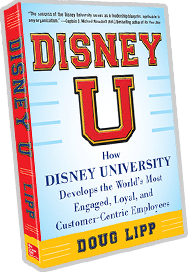 Disney U, book by Professional speaker Douglas Lipp