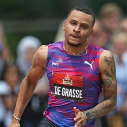 Andre De Grasse, Olympic Sprinter, Motivational Speaker