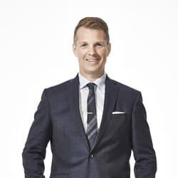 Jeff Marek, veteran broadcaster