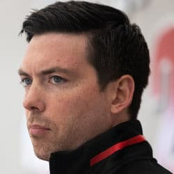 Jeremy Colliton, NHL Head Coach Chicago Blackhawks