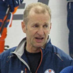 Ralph Krueger, NHL Head Coach Buffalo Sabres