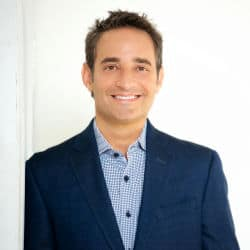 Josh Linkner, tech entrepreneur, author, professional speaker