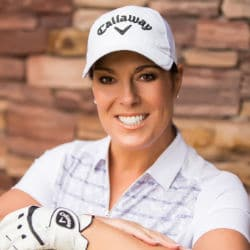 "Lisa ""Longball"" Vlooswyk, Golfing Professional, Motivational Sports Speaker"