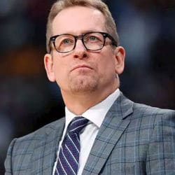 Nick Nurse, NBA Coach, Motivational Speaker, Professional Speaker