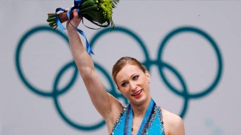 Olympian Rochette answers call to work in Nursing Home