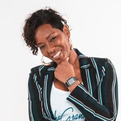 Risha Grant, Diversity, Inclusion speaker, virtual keynote speaker
