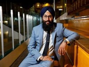 Virtual Keynote Speaker - Harnarayan Singh hosts School event