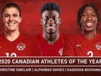 ProSpeakers.com Virtual Keynote Speaker Christine Sinclair named 2020 Canadian Athlete of the Year